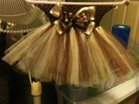 Cute little pet tutu's available in any color or any