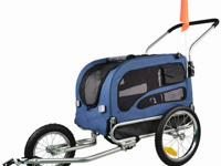 new pet jogger/bike trailer/stroller. size
