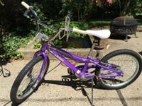 Hardrock Specialized girl's bike. Excellent