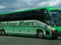 Peter Pan Bus Ticket BOSTON TO NEW YORK 12/29 -