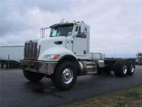 Description Make: Peterbilt Mileage: 8 miles Year: