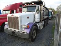 Description Make: Peterbilt Mileage: 323,562 miles