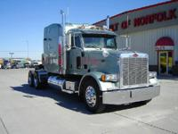 Description Make: Peterbilt Mileage: 561,645 miles