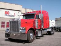 Make: Peterbilt Mileage: 835,000 Mi Year: 2005 VIN