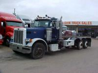 Make: Peterbilt Mileage: 581,859 Mi Year: 2001 VIN
