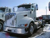 Description Make: Peterbilt Year: 2012 Condition: New