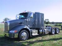 Description Make: Peterbilt Year: 2012 Condition: Used