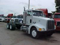 Make: Peterbilt Mileage: 106,728 Mi Year: 1998 VIN