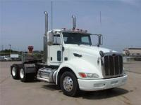 Description Make: Peterbilt Mileage: 664,000 miles