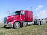 Description Make: Peterbilt Year: 2012 VIN Number: