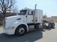 Make: Peterbilt Mileage: 396,895 Mi Year: 2011