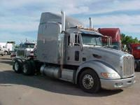 Make: Peterbilt Mileage: 741,841 Mi Year: 2008 VIN