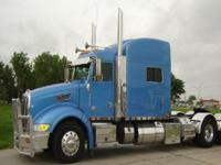 Make: Peterbilt Mileage: 378,000 Mi Year: 2013 VIN