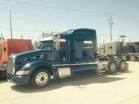 Make: Peterbilt Mileage: 896,500 Mi Year: 2009 VIN