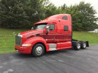 Make: Peterbilt Mileage: 485,618 Mi Year: 2010