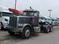 Make: Peterbilt Mileage: 307,845 Mi Year: 2008 VIN