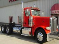 Make: Peterbilt Year: 2015 VIN Number: