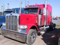Description Make: Peterbilt Mileage: 270,281 miles