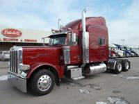 Make: Peterbilt Mileage: 639,776 Mi Year: 2010