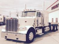 Make: Peterbilt Year: 2016 VIN Number: