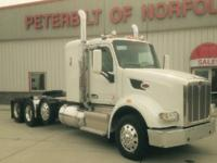 Make: Peterbilt Mileage: 8 Mi Year: 2016 VIN Number: