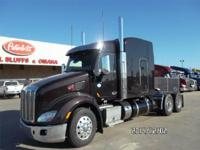 Make: Peterbilt Year: 2015 Condition: New Unit 46427