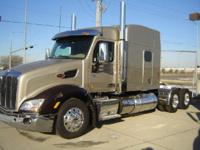 Make: Peterbilt Mileage: 626 Mi Year: 2015 VIN Number: