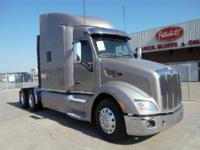 Make: Peterbilt Year: 2015 Condition: New Unit 50540