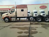 Make: Peterbilt Year: 2015 VIN Number: 294113