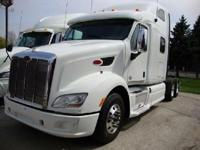 Make: Peterbilt Mileage: 383,000 Mi Year: 2013 VIN