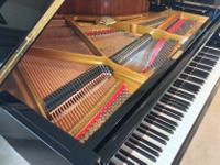 "Type:PianosType:Petrof2008 5'3"" Petrof baby grand"