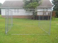 I am selling my petsafe outdoor dog kennel. Dimensions: