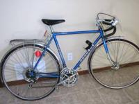 Vintage 10-speed Peugeot 'Sport' bike. Call Tom  with