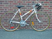 Peugeot Corbier early 80's Vintage Ladies Road bike.