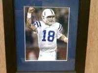 Perfect x-mas gift! Indianapolis Colts Peyton Manning