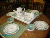 Pfaltzgraff Naturewood dishes and accessories. 4 3
