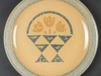 """America"" dinnerware produced by The Pfaltzgraff Co."