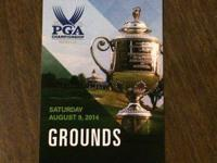 I have one ticket for the PGA Championship in
