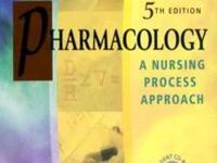 Pharmacology for Nurses - $20 - Excellent Condition