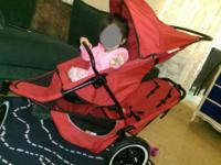 Im selling this phil & ted stroller in great