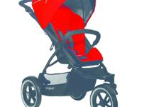 The phil&teds Navigator Inline Buggy Stroller is the