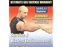 Phil Ross: Ultimate Self Defense Workout - Survive a