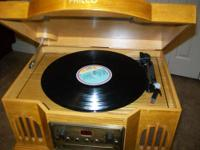 I have Philco Capital Turntable Stereo System w/