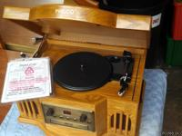 Philco Turntable CD with Cassette (Art no. 841.205),