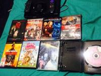 Hi. Today I'm offering my Philips DVD player, My Roku 1