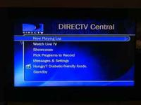 Phillips DirecTV Tivo DVR -- With access card Phillips