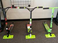 Now selling Phoenix Pro & Envy Scooters we have