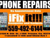 PHONE REPAIRS ---- iFixit Computer & Gadget Repairs