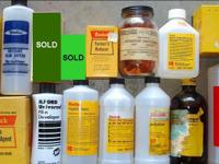 A little of everything.  Misc. Photo Chemicals. A