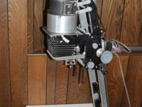 Large photo enlarger with filters, lenses and timers